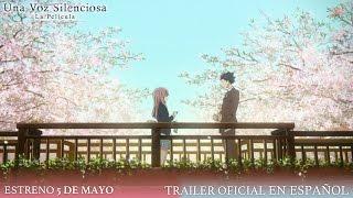 """Trailer """"Una Voz Silenciosa"""" VERSION ESPAÑOL"""