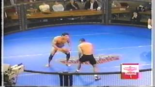 Frank Shamrock Vs Dan Henderson (The Contender 1997)