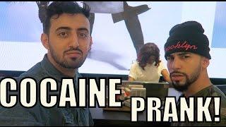 SELLING COCAINE PRANK!!!!