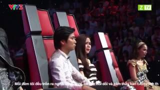 Giọng hát Việt nhí - Phạm Ngọc Quỳnh Như - Mama Do - Vòng giấu mặt