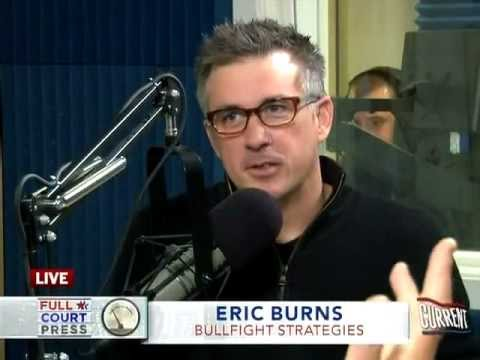 Eric Burns and Bill Press Discuss Developing Petraeus Sex Scandal, 2012 Elections, and More