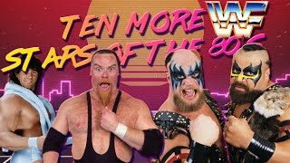Former old Pro WWF Wrestlers From The 80's: Where Are They Now?