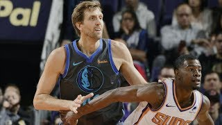 Dirk Nowitzki Debut! Suns End 10 Game Losing Streak! 2018-19 NBA Season