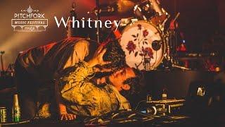 Whitney   Pitchfork Music Festival Paris 2016   Full Set   PitchforkTV