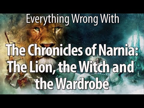 Everything Wrong With The Chronicles Of Narnia The Lion The Witch and the Wardrobe