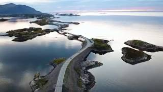 Norway by Motorcycle and Drone