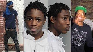 22Gz Arrested for Murder in Miami Beach (Brooklyn NY Rapper)