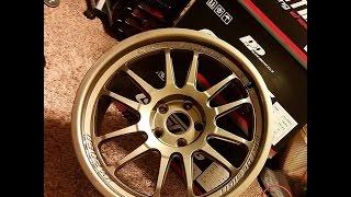 Cosmis XT-206r Wheels 18x9 +33mm offset (07 STI Subaru)