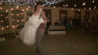 Lizelle & Bernard BEST WEDDING DANCE -