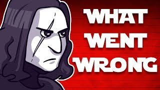 THE LAST JEDI: What Went Wrong (ANIMATED)