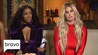 RHOA: NeNe Leakes Wants to Know Where Kim's Scooter Is (Season 10, Episode 21) | Bravo