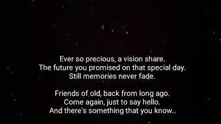 Light Of Hope (LYRICS) ~ Sonic Forces OST