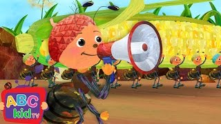 Ants Go Marching | Nursery Rhymes & Kids Songs - ABCkidTV