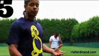 Robinho Jongle le ballon.mp4