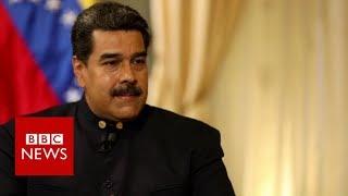 Venezuela crisis: Maduro condemns