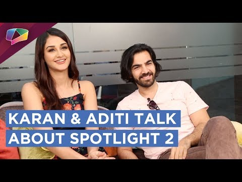 Xxx Mp4 Karan V Grover Aditi Aarya Talk About Spotlight 2 Live Exclusive HD 3gp Sex