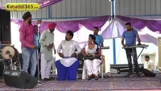 (10) Rehlan (Hoshiarpur) Manmohan Sidhu & Sukhveer Sandhu  Live Show 21 Aug 2016