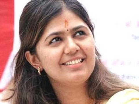 Xxx Mp4 Pankaja Munde In Spot As Aide Carries Her Slippers 3gp Sex