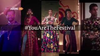 Jabong #YouAreTheFestival