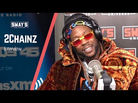 2Chainz Drops 'Rap Or Go To The League' And Talks Working with Ariana Grande & Kodak Black