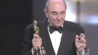 Stanley Donen Receives an Honorary Award: 1997 Oscars