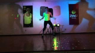 El Chevo - Tippy Toe (Anthony Cervantes) Zumba Instructor