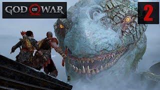 GOD OF WAR 2018 - Parte 2 - Gameplay Español PS4 [1080p]