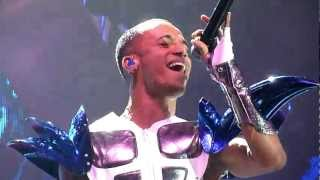 JLS - Teach Me How To Dance - LG Arena Birmingham 17th March 2012