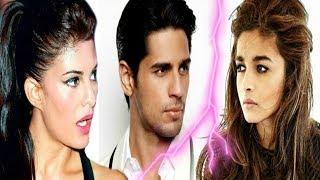 Alia Bhatt And Sidharth Malhotra Fight Over Jacqueline Fernandez
