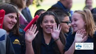 Welcome Back, Denver Public Schools!