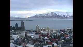 Islandia - Cidade
