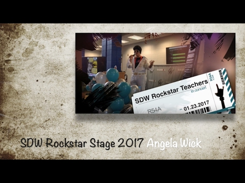 Xxx Mp4 Angela Wick Real Time Work And Feedback In ClassKick SDW Rockstar Stage 2017 3gp Sex