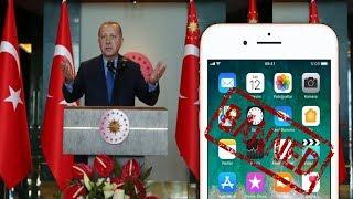 Turkey to boycott iPhones & other US electronic products - Erdogan