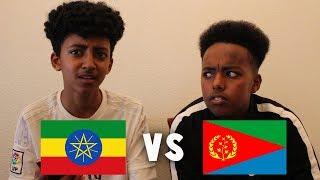 LANGUAGE CHALLENGE   Amharic vs Tigrinya