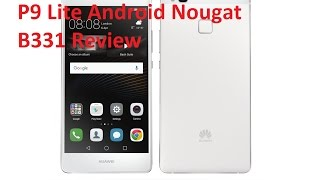 Huawei P9 Lite Android 7 Nougat Update