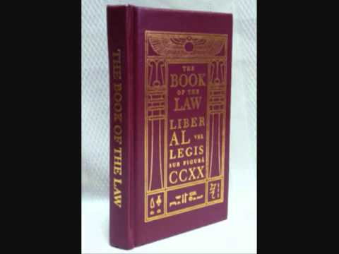 The Book of the Law Aleister Crowley