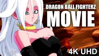 DRAGON BALL FighterZ   THE MOVIE! (All Main DBFZ Story CUTSCENES)【4K UHD】(Dragon Ball 2018 Game)