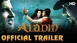 Aladin | Official Trailer | Riteish Deshmukh, Jacqueline Fernandez & Amitabh Bachchan