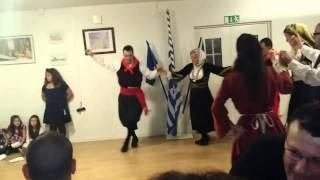 Grekisk fest i Göteborg