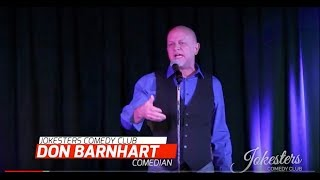Jokesters TV - Episode 4 - Uncensored Standup Comedy