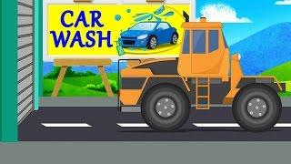 Transformer Car Wash | Car wash for kids