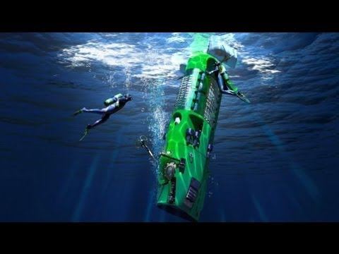 The Mariana Trench Mystery Earth & Universe HD