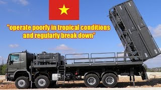 Vietnam may drop purchase of new batch of Israeli air defense missile systems – source