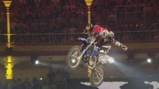 Red Bull X-Fighters motorcycle stunts: France's Tom Pages wins 2013 title
