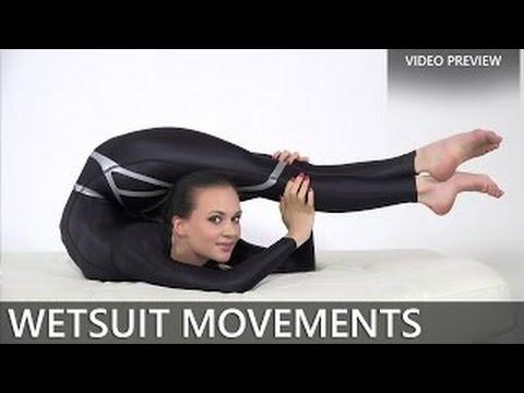 Contortion Flexilady Malina / Wetsuit Movements
