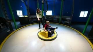 Hovercraft at McWane Science Center