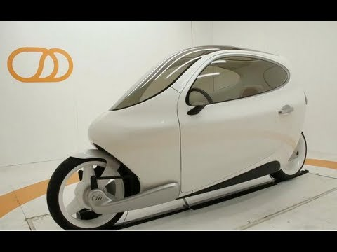 Lit Motors Sleek Electric Cars And More Built From Scratch TC Cribs