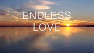ENDLESS LOVE Lionel Ritchie duet w  Diana Ross w  lyrics