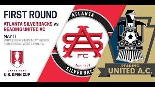 2016 Lamar Hunt U.S. Open Cup - First Round: Reading United AC vs. Atlanta Silverbacks