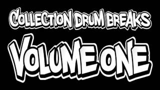 Collection Drum Breaks Vol.1 (Drum Breaks Most Used By Rap & Hip Hop)